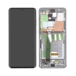 Samsung galaxy S20 ultra lcd scherm display screen service pack Grey