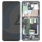 Samsung galaxy S20 ultra lcd scherm display screen service pack black