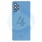 Samsung galaxy a72 sm a725f sm a726b battery cover awesome blue gh82 25448b