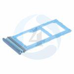 Samsung galaxy a72 sm a725f sm a726b sim tray microsd tray awesome blue gh98 46290b image 1