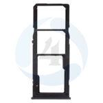 Samsung galaxy m11 M115 sim tray black