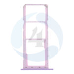 Samsung galaxy m11 M115 sim tray purple