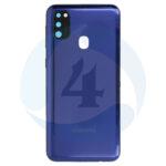Samsung galaxy m21 sm m215f M307f M30 S battery cover midnight blue