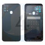 Samsung galaxy m31 sm m315f battery cover space black gh82 22412c apex technology 1000x1000