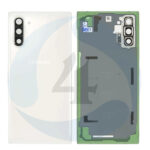 Samsung galaxy note 10 N970 Batterij cover back cover white