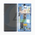 Samsung galaxy note 10 plus N975 service pack lcd scherm display Blue