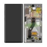 Samsung galaxy note 10 plus N975 service pack lcd scherm display Silver