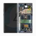 Samsung galaxy note 10 plus N975 service pack lcd scherm display black