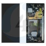 Samsung galaxy note20 ultra N985 lcd scherm display service pack Black