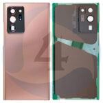 Samsung galaxy note20ultra backbronze batterij cover backcover N986 N985