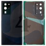 Samsung galaxy note20ultra black batterij cover backcover N986 N985