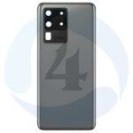 Samsung galaxy s20 ultra batterij coverbackcover grey