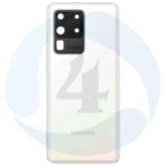 Samsung galaxy s20 ultra batterij coverbackcover white