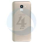 Samsung galaxy sm J600f J6 batterij cover Gold
