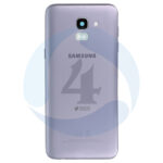 Samsung galaxy sm J600f J6 batterij cover purple