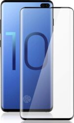 Samsung s10 plus fingerprint tempered glass glasprotector 9 D 5 D full glue