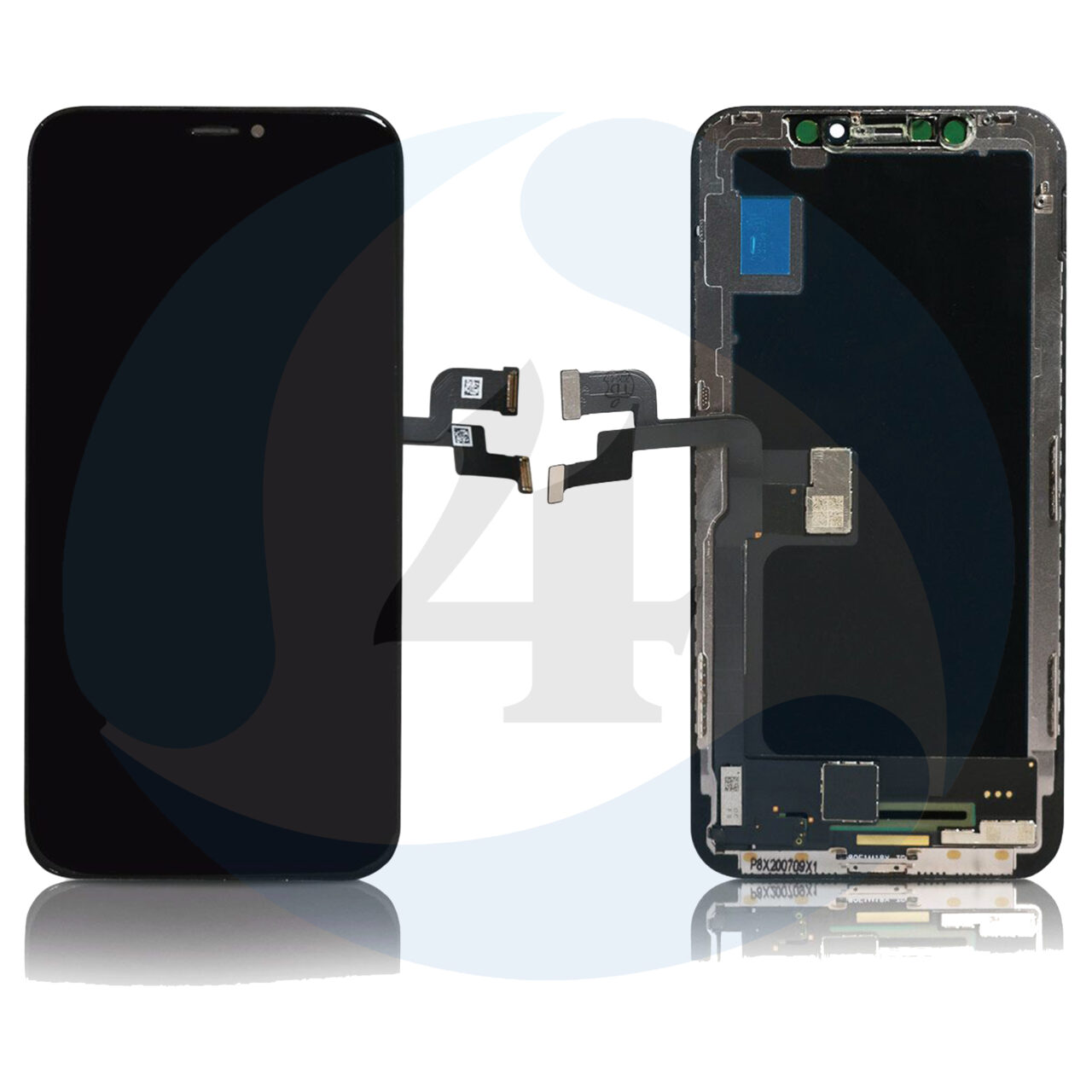 For Apple i Phone x Incell display scherm screen